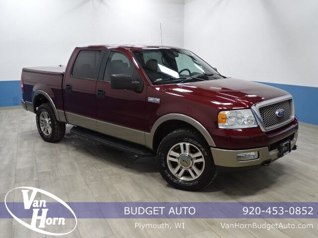 2005 Ford F-150 Lariat Plymouth WI