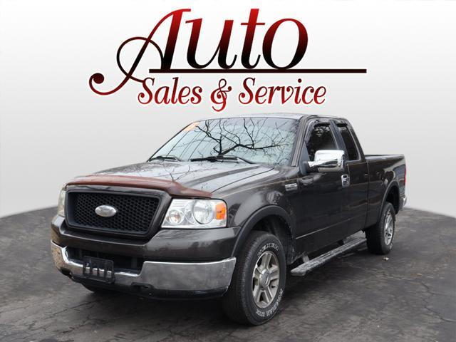 2005 Ford F-150 Lariat SuperCab 4WD Indianapolis IN