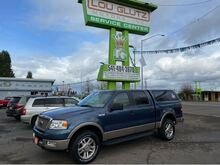 2005_Ford_F-150_Lariat SuperCrew 4WD_ Eugene OR