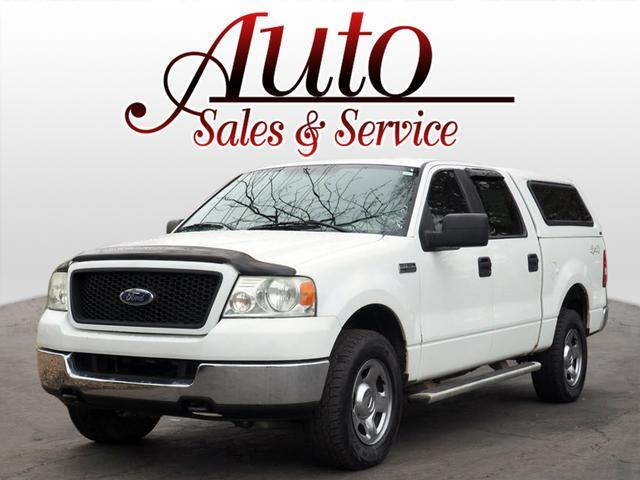 2005 Ford F-150 Lariat SuperCrew 4WD Indianapolis IN