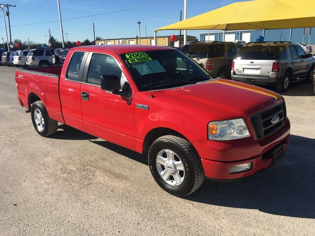 2005 Ford F-150 STX Gainesville TX