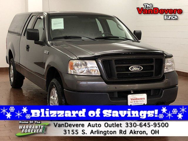 2005 Ford F-150 STX Akron OH