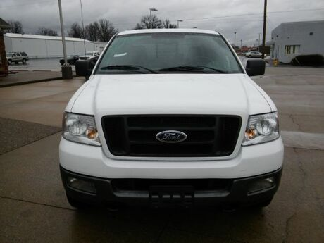 2005 Ford F-150 STYLESIDE SUPER CAB Clarksville IN