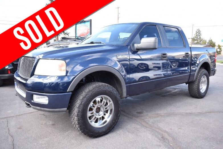 2005 Ford F-150 SuperCrew 139 FX4 4WD Bend OR