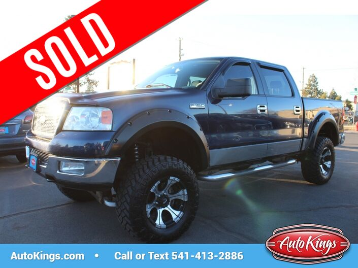 2005 Ford F-150 SuperCrew XLT 4WD Bend OR