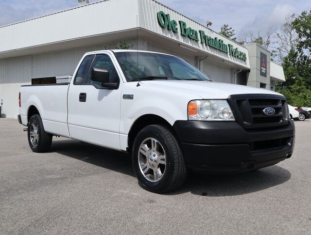 2005 Ford F 150 Xl >> Used 2005 Ford F 150 Xl In Knoxville And Alcoa Tn