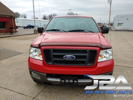 2005 Ford F-150 XLT SuperCab 4WD Clarksville IN