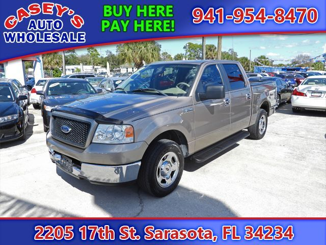 2005 Ford F-150 XLT SuperCrew 2WD Sarasota FL
