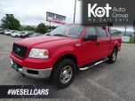2005 Ford F-150 XLT, Tow Package, Great Tires