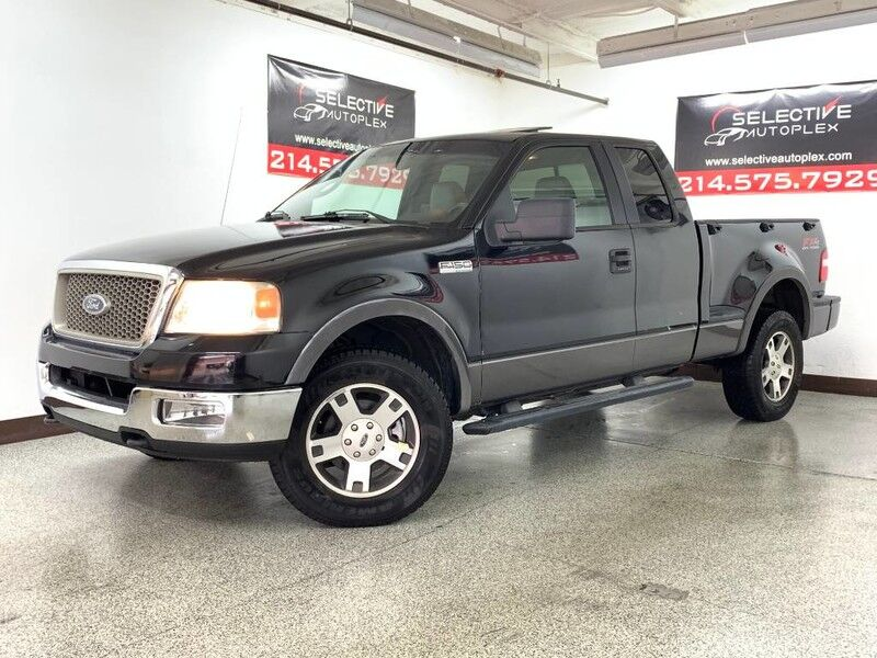 2005 Ford F-150 XLT,Sun Roof
