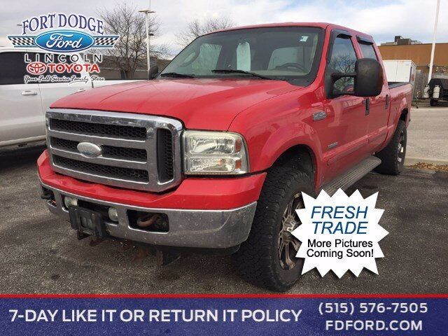 2005 Ford F-250 Lariat Fort Dodge IA