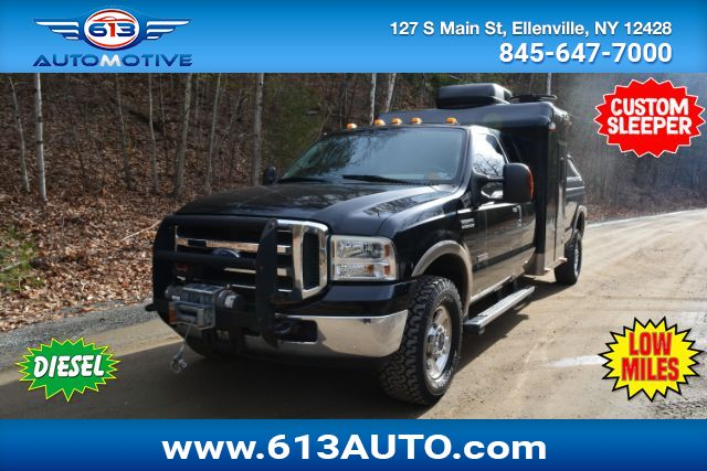 Ford F  Sd Lariat Supercab Long Bed Wd Custom Sleeper Ulster County Ny