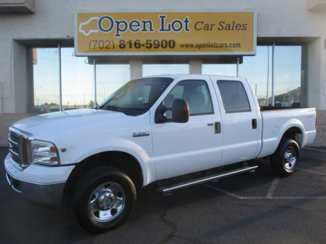 2005 Ford F-250 SD XL Crew Cab Long Bed 4WD Las Vegas NV