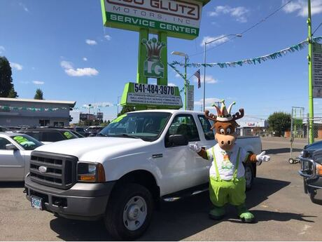 2005 Ford F-250 SD XL SuperCab Long Bed 4WD Eugene OR
