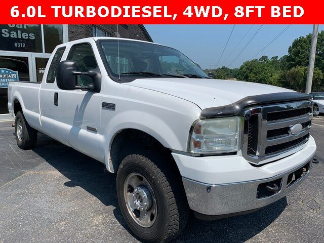 2005 Ford F-250SD XL Raleigh NC