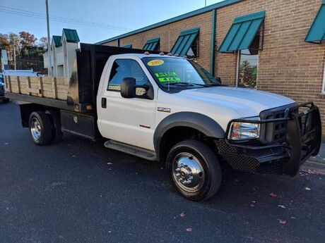 2005 Ford F-450 SD Regular Cab 4WD DRW Knoxville TN