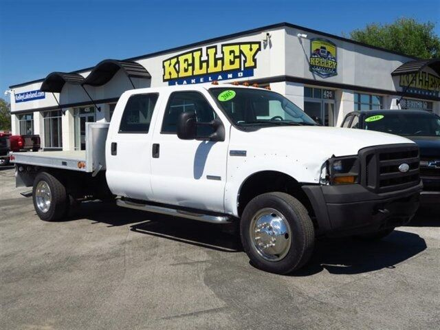 2005 Ford F-550SD XL