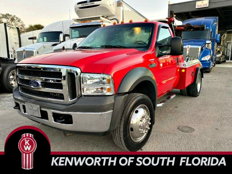 2005 Ford F450 Tow Truck