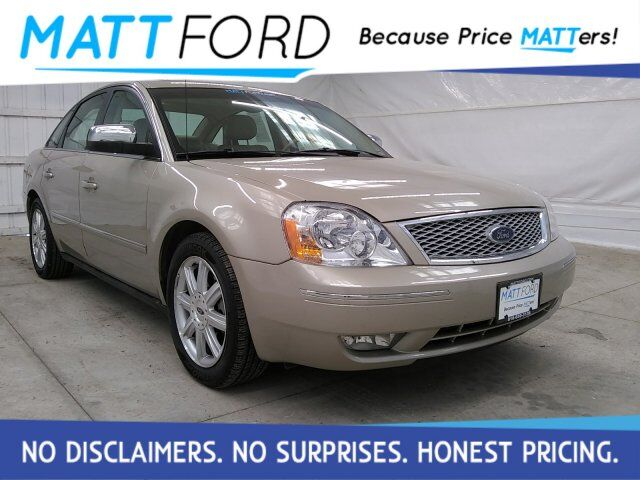 2005 Ford Five Hundred Limited Kansas City MO