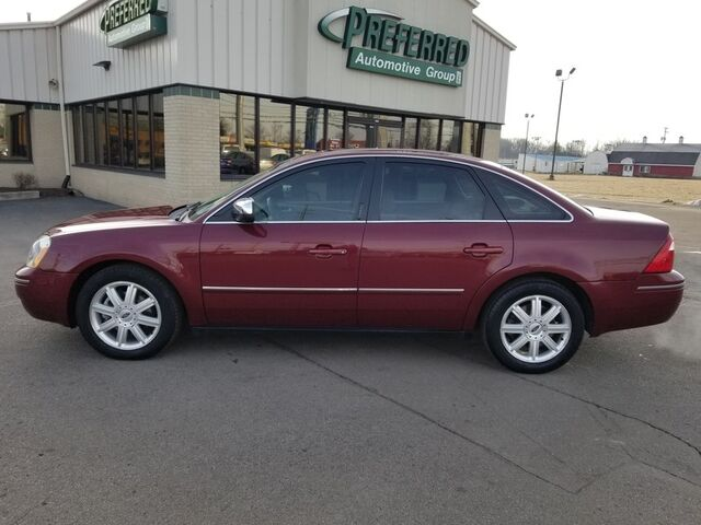 2005 Ford Five Hundred Limited Fort Wayne Auburn and Kendallville IN