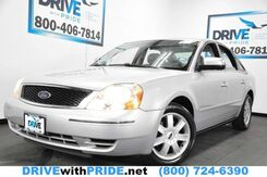 2005_Ford_Five Hundred_SE V6 ALLOY CRUISE KEYLESS ENTRY POWER DRIVER SEAT LOCKS_ Houston TX