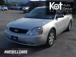 2005 Ford Five Hundred SEL, A/C, Traction Control, Leather, 6 Disc AM/FM CD player