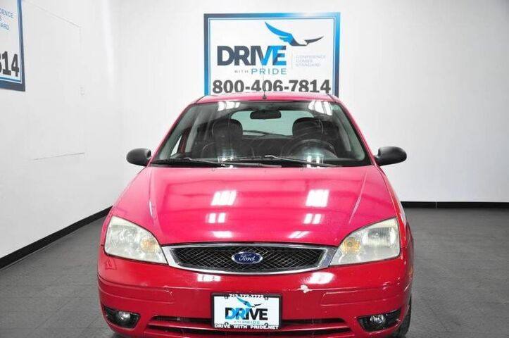 2005 Ford Focus SES LEATHER STS CRUISE CTRL ALLOYS MANUAL AC PWR ACCESSORIES Houston TX