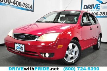 Ford Focus SES LEATHER STS CRUISE CTRL ALLOYS MANUAL AC PWR ACCESSORIES 2005
