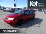 2005 Ford Focus SES, No Accidents! Heated Leather Seats, Extra Set of Tires