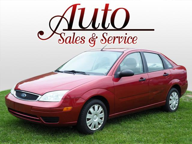 2005 Ford Focus ZX4 SE Indianapolis IN