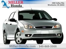 2005_Ford_Focus_ZX4_ Winchester VA