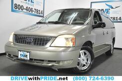 2005_Ford_Freestar Wagon_LIMITED V6 83K LEATHER DVD TOW PARKING SENSORS ALLOY CRUISE_ Houston TX