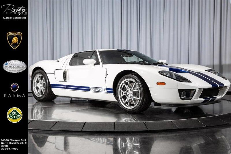 2005 Ford GT  North Miami Beach FL