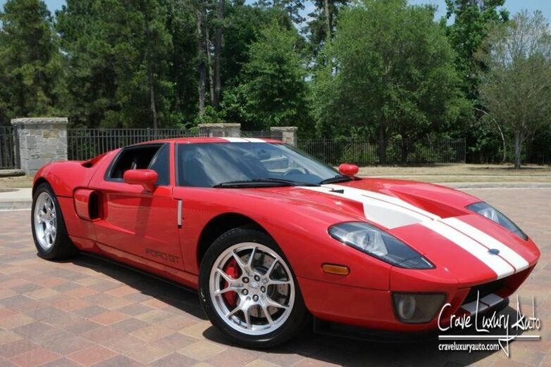 2005 Ford GT  The Woodlands TX
