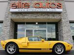 2005 Ford GT Base 2dr Coupe