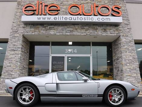 2005_Ford_GT_Base 2dr Coupe_ Jonesboro AR