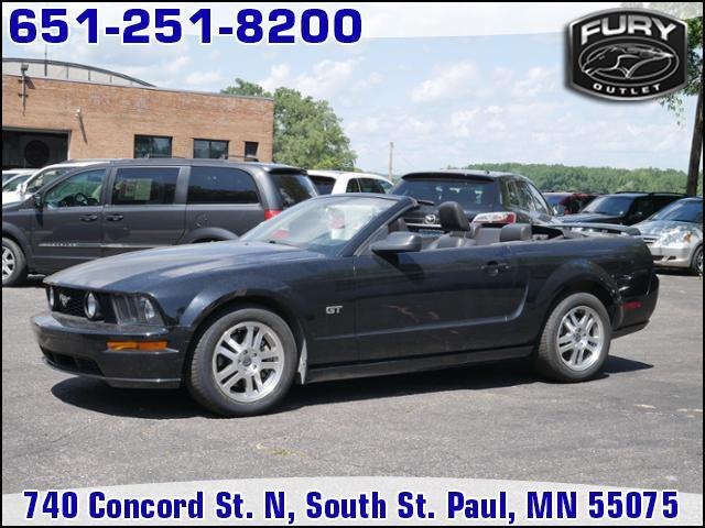 2005 Ford Mustang 2dr Conv GT Premium St. Paul MN