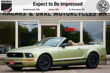 2005_Ford_Mustang_Deluxe Convertible_ Boxborough MA