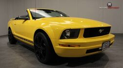 2005_Ford_Mustang_Deluxe_ Tacoma WA