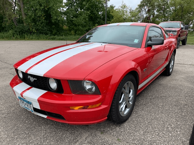 2005 Ford Mustang GT Alexandria MN