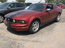 2005_Ford_Mustang_V6 Deluxe Coupe_ Muleshoe TX