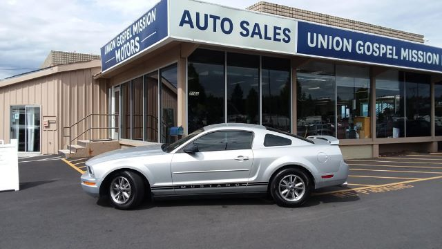 2005 Ford Mustang V6 Deluxe Coupe Spokane Valley WA