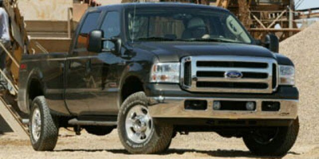 2005 Ford Super Duty F-250 King Ranch Raleigh NC