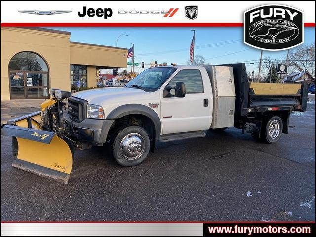 2005 Ford Super Duty F-550 DRW Oak Park Heights MN