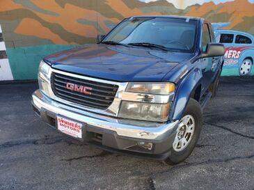 2005_GMC_Canyon_SL Z71 Ext. Cab 2WD_ Saint Joseph MO
