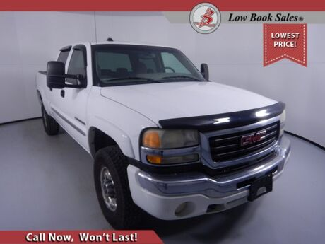 2005 GMC SIERRA 2500 SLE Salt Lake City UT