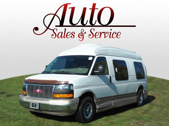 2005 GMC Savana RV G2500 Extended Indianapolis IN