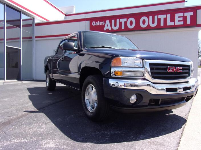 2005 GMC Sierra 1500 SLE Richmond KY