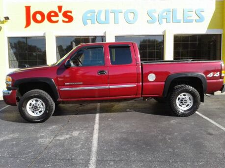 2005_GMC_Sierra 2500HD_Ext. Cab Short Bed 4WD_ Indianapolis IN
