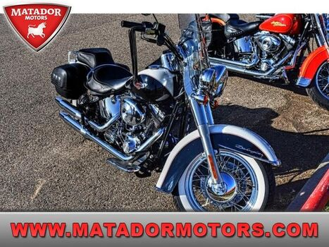 2005_HARLEY DAVIDSON_SOFTAIL DELUXE__ Lubbock & Wolfforth TX